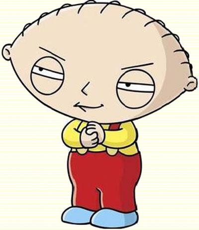 Stewie usiluje o dvě věci: zabití své matky Lois a ovládnutí lidstva.