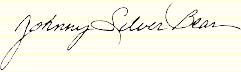 johnny signature